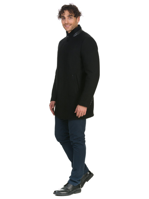 Текстильное пальто артикул 18902746/46 - фото 4