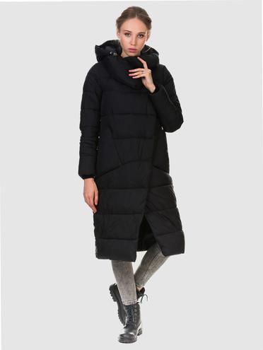 Пуховик текстиль, цвет черный, арт. 18902768  - цена 5590 руб.  - магазин TOTOGROUP