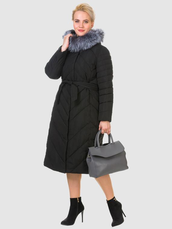 Пуховик текстиль, цвет черный, арт. 18902889  - цена 8490 руб.  - магазин TOTOGROUP