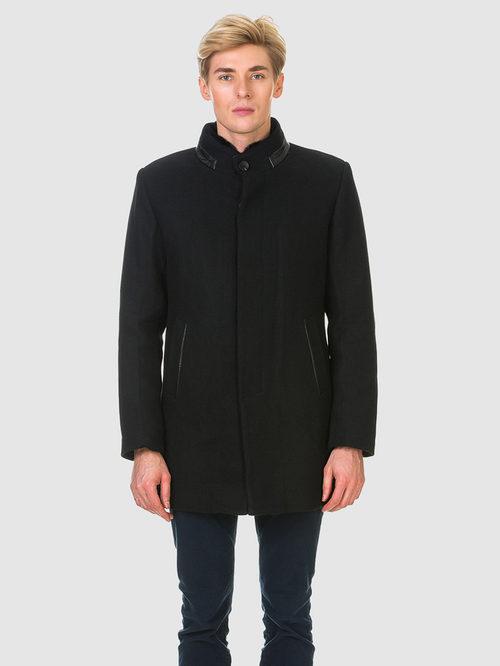 Текстильное пальто артикул 18902974/46 - фото 2