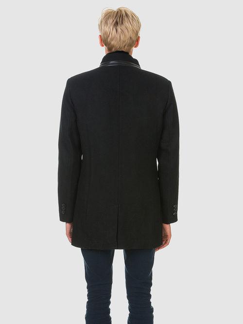 Текстильное пальто артикул 18902974/46 - фото 3