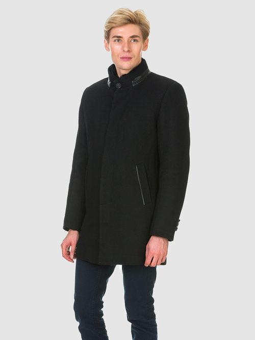Текстильное пальто артикул 18902974/46 - фото 4