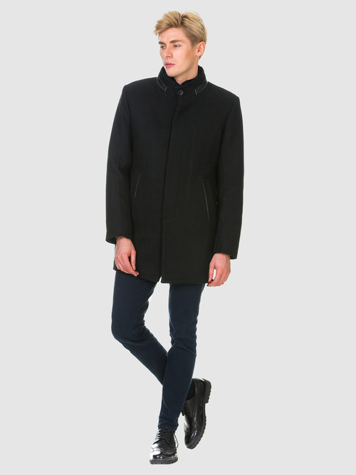 Текстильное пальто артикул 18902974/46