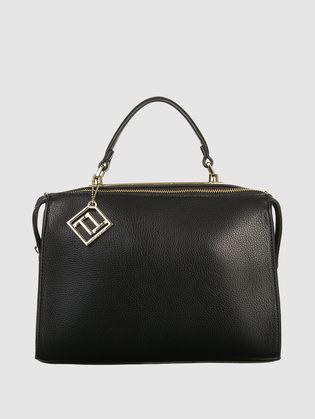 Сумка эко кожа флоттер, цвет черный, арт. 18903303  - цена 2990 руб.  - магазин TOTOGROUP