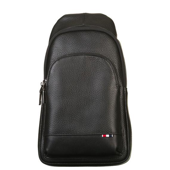 Сумка кожа флоттер, цвет черный, арт. 18903327  - цена 3390 руб.  - магазин TOTOGROUP