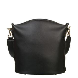 Сумка эко кожа теленок, цвет черный, арт. 18903360  - цена 2990 руб.  - магазин TOTOGROUP