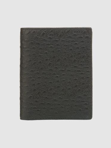 Кошелек эко-кожа кожа  под буйвола, цвет черный, арт. 18903369  - цена 540 руб.  - магазин TOTOGROUP