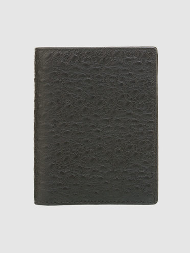 Кошелек эко кожа кожа  под буйвола, цвет черный, арт. 18903369  - цена 1190 руб.  - магазин TOTOGROUP