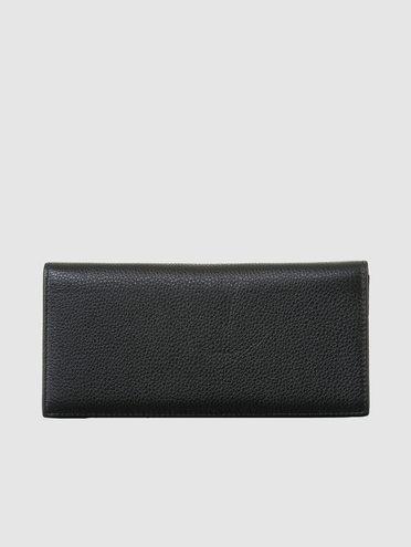 Кошелек кожа флоттер, цвет черный, арт. 18903370  - цена 640 руб.  - магазин TOTOGROUP
