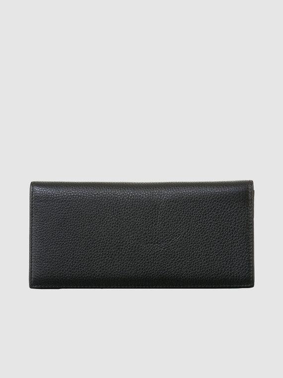 Кошелек кожа флоттер, цвет черный, арт. 18903370  - цена 1190 руб.  - магазин TOTOGROUP