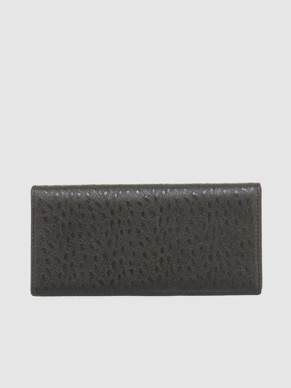 Кошелек эко-кожа кожа  под буйвола, цвет черный, арт. 18903372  - цена 1190 руб.  - магазин TOTOGROUP