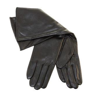Перчатки кожа овца, цвет черный, арт. 18903433  - цена 2290 руб.  - магазин TOTOGROUP