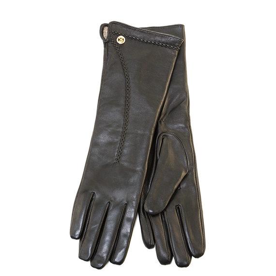 Перчатки кожа , цвет черный, арт. 18903435  - цена 1490 руб.  - магазин TOTOGROUP