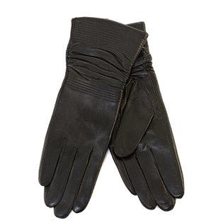 Перчатки кожа овца, цвет черный, арт. 18903445  - цена 1490 руб.  - магазин TOTOGROUP
