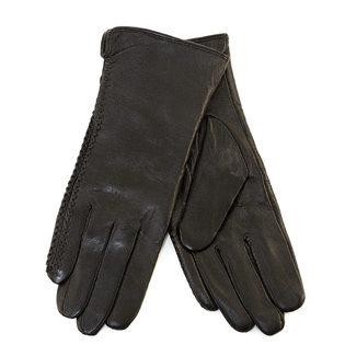 Перчатки кожа овца, цвет черный, арт. 18903446  - цена 1330 руб.  - магазин TOTOGROUP