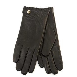 Перчатки кожа овца, цвет черный, арт. 18903448  - цена 1950 руб.  - магазин TOTOGROUP