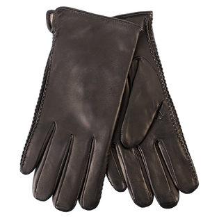 Перчатки кожа коза, цвет черный, арт. 18903449  - цена 1950 руб.  - магазин TOTOGROUP