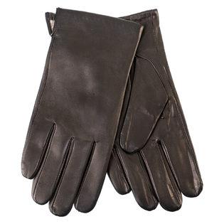 Перчатки кожа коза, цвет черный, арт. 18903452  - цена 1950 руб.  - магазин TOTOGROUP