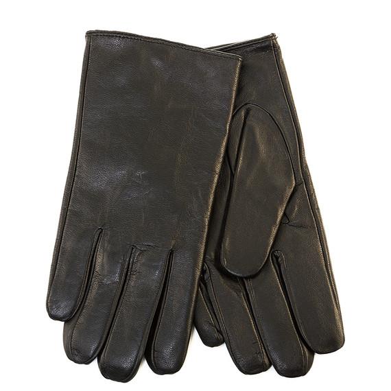 Перчатки кожа коза, цвет черный, арт. 18903454  - цена 990 руб.  - магазин TOTOGROUP