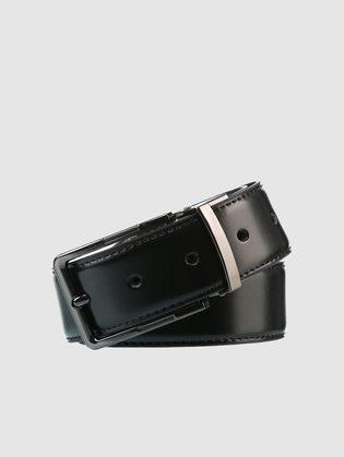 Ремень кожа теленок, цвет черный, арт. 18903535  - цена 1570 руб.  - магазин TOTOGROUP