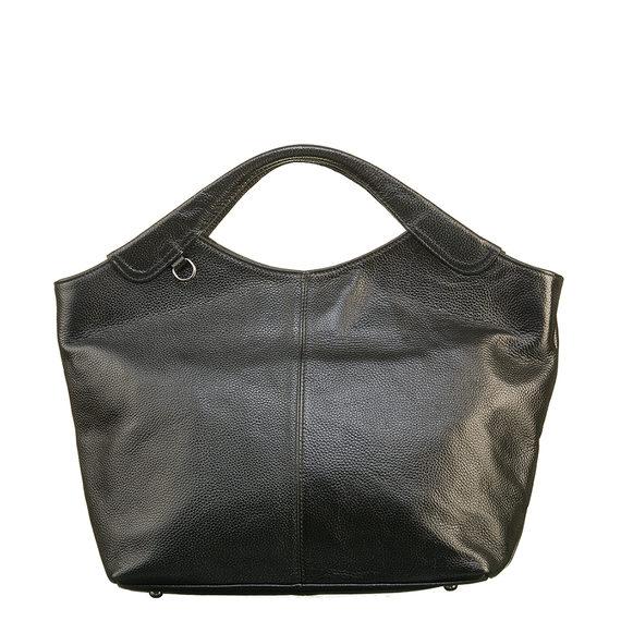 Сумка кожа флоттер, цвет черный, арт. 18903620  - цена 3590 руб.  - магазин TOTOGROUP