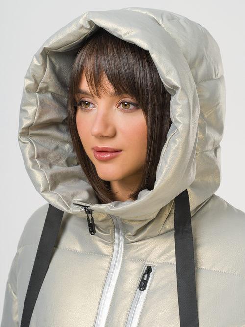 Кожаная куртка артикул 20109268/46 - фото 3
