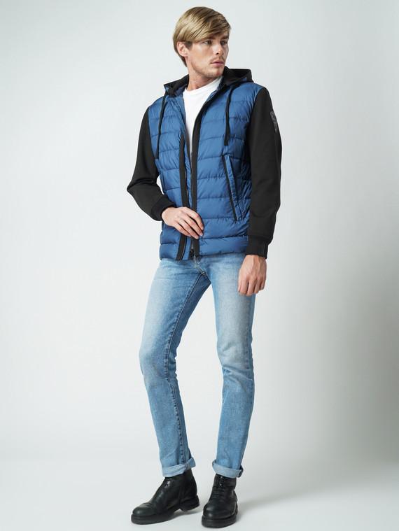 Ветровка 100% п/э, цвет голубой, арт. 25005595  - цена 5590 руб.  - магазин TOTOGROUP