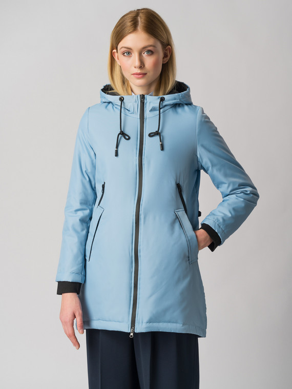 Ветровка 100% п/э, цвет голубой, арт. 25005705  - цена 4740 руб.  - магазин TOTOGROUP