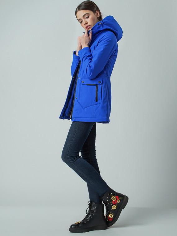 Ветровка текстиль, цвет синий, арт. 25005741  - цена 4490 руб.  - магазин TOTOGROUP