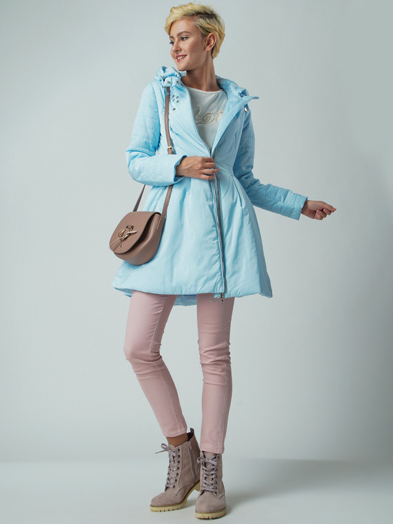 Ветровка текстиль, цвет голубой, арт. 25005760  - цена 5890 руб.  - магазин TOTOGROUP