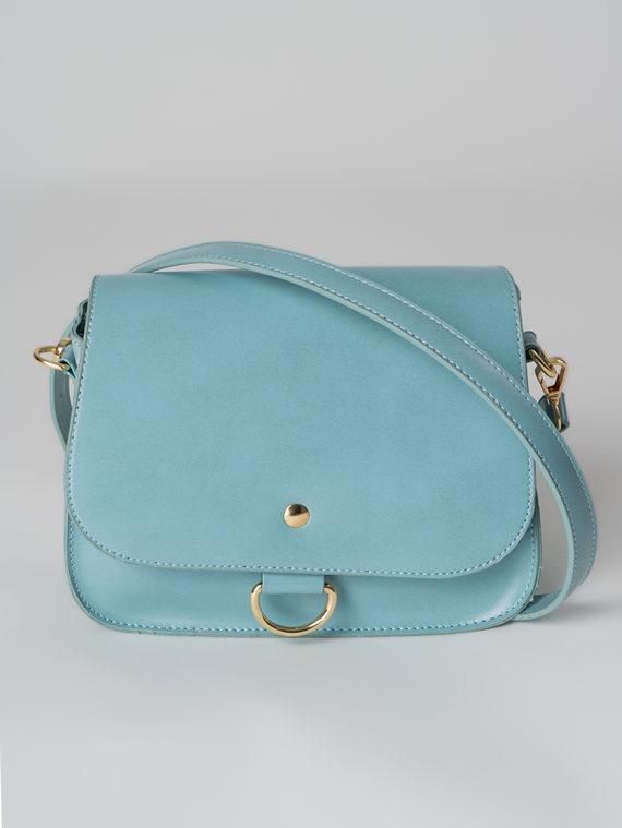 Сумка эко кожа теленок, цвет голубой, арт. 25006007  - цена 2170 руб.  - магазин TOTOGROUP