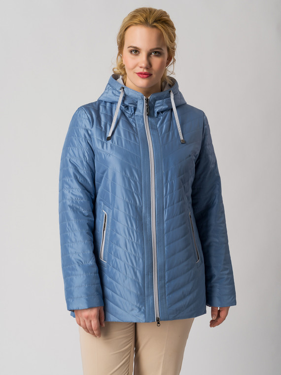 Ветровка 100% п/э, цвет голубой, арт. 25006016  - цена 4740 руб.  - магазин TOTOGROUP
