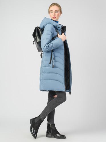 Пуховик текстиль, цвет голубой, арт. 25006281  - цена 4490 руб.  - магазин TOTOGROUP