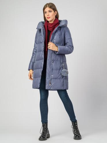 Пуховик текстиль, цвет голубой, арт. 25006298  - цена 6290 руб.  - магазин TOTOGROUP