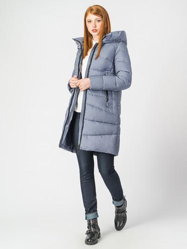 Пуховик текстиль, цвет голубой, арт. 25006532  - цена 8990 руб.  - магазин TOTOGROUP
