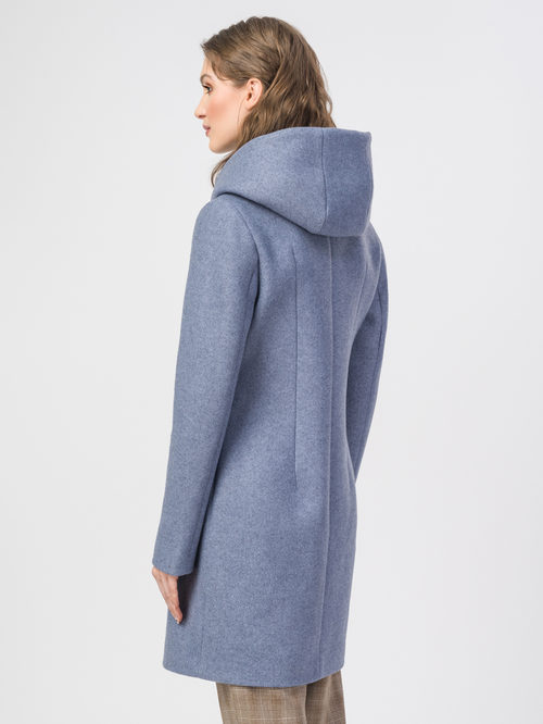 Текстильное пальто артикул 25107813/42 - фото 3