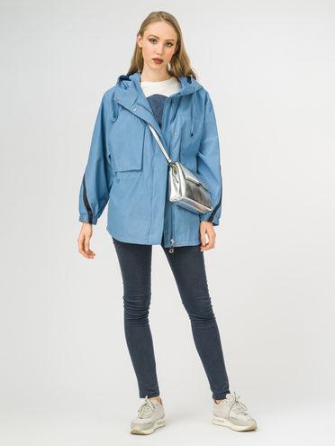 Ветровка 100% хлопок, цвет голубой, арт. 25107945  - цена 2990 руб.  - магазин TOTOGROUP