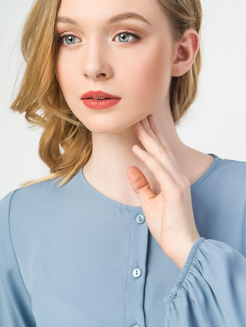 Блуза артикул 25108317/44 - фото 3