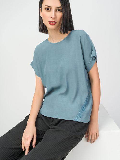 Блуза артикул 25108320/44 - фото 4