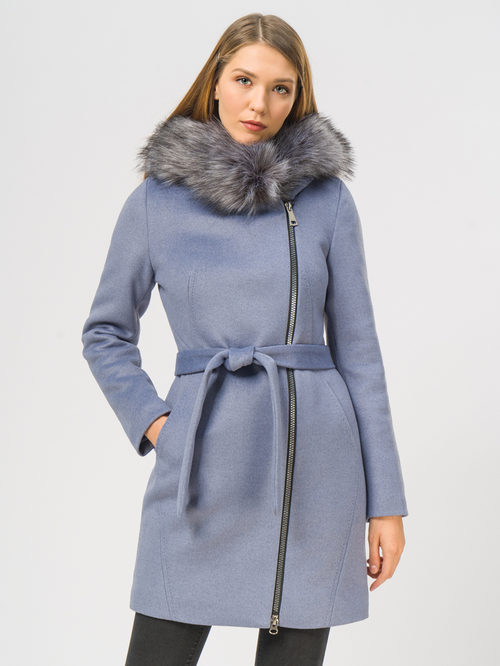 Текстильное пальто артикул 25109095/42 - фото 2