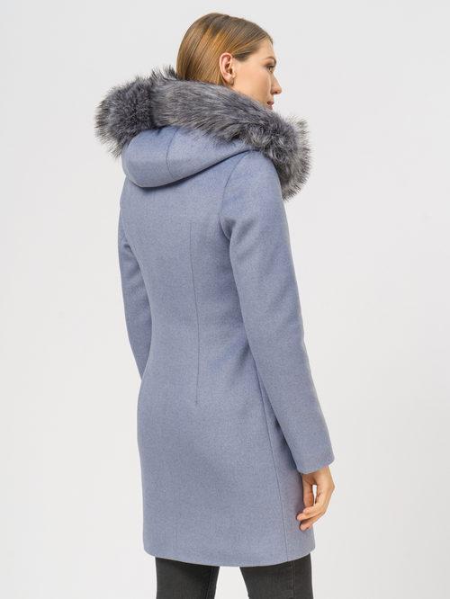 Текстильное пальто артикул 25109095/42 - фото 3