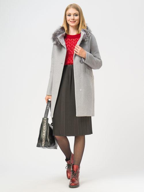 Текстильное пальто артикул 25109208/48