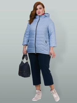 Ветровка текстиль, цвет голубой, арт. 25700308  - цена 5290 руб.  - магазин TOTOGROUP