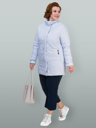 Ветровка текстиль, цвет голубой, арт. 25700331  - цена 4941 руб.  - магазин TOTOGROUP