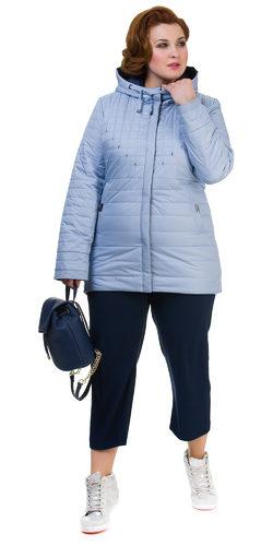 Ветровка текстиль, цвет голубой, арт. 25700387  - цена 5290 руб.  - магазин TOTOGROUP