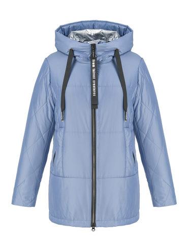 Ветровка 100% полиэстер, цвет голубой, арт. 25711448  - цена 5290 руб.  - магазин TOTOGROUP