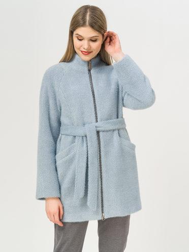 Текстильное пальто , цвет голубой, арт. 25809281  - цена 6630 руб.  - магазин TOTOGROUP