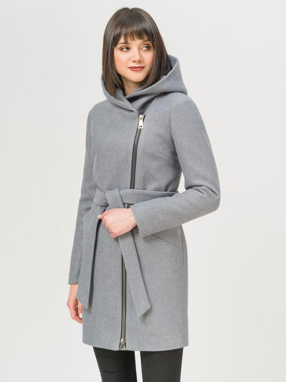 Текстильное пальто , цвет голубой, арт. 25809285  - цена 6290 руб.  - магазин TOTOGROUP
