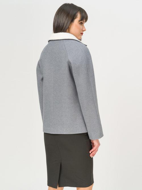 Текстильная куртка артикул 25810104/40 - фото 3