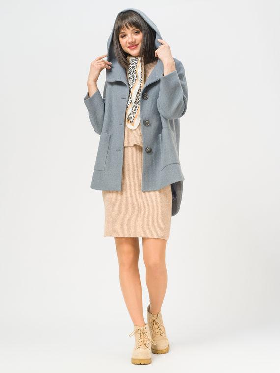 Текстильная куртка 100% полиэстер, цвет голубой, арт. 25810139  - цена 6990 руб.  - магазин TOTOGROUP